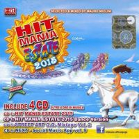 HIT MANIA ESTATE 2015 4 Cd